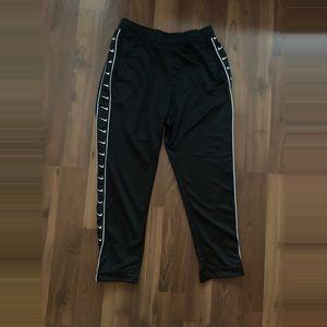 Nike multi-check sweat pants